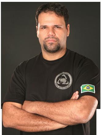 Paulo Albuquerque - Criador do Kombato